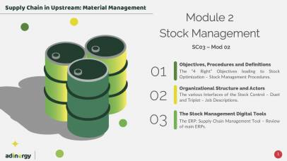 Mission & Objectives of Stock Management