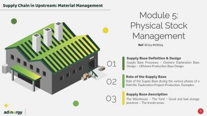Physical Stock Management