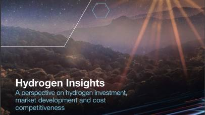 A summary of Hydrogen Council report dated February 2021: Hydrogen Insights. A perspective on hydrogen investment, market development and cost competitiveness.