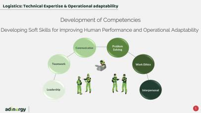 Logistics: Technical Expertise & Operational Adaptability